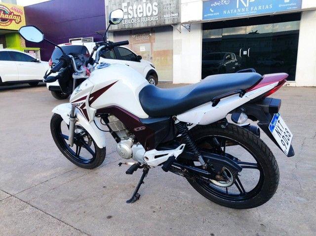 Honda CG 150 Titan EX ano 2014 - Foto 3