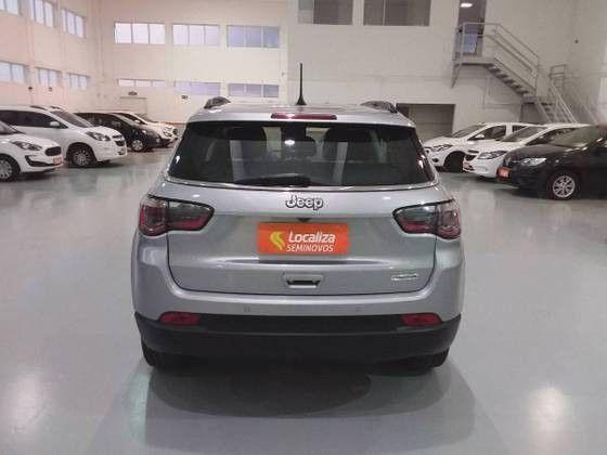 COMPASS 2020/2020 2.0 16V FLEX LONGITUDE AUTOMÁTICO - Foto 2