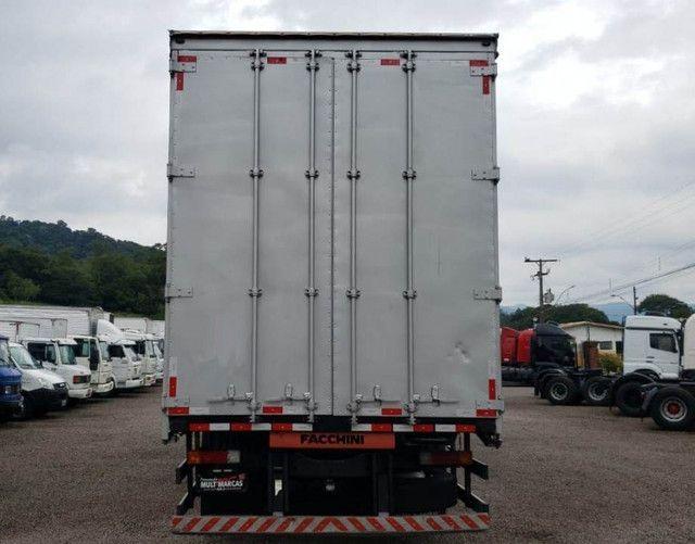 Ford Cargo 2429 L - Saider de 10.20m Bitruck 8x2 - Foto 5