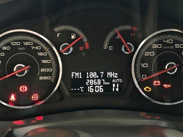 Fiat Palio 1.6 Mpi Essence 16v Flex 4p Automatizado - Foto 15