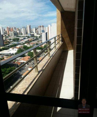 Apartamento no Villa Sonata com 3 dormitórios à venda, 124 m² por R$ 850.000 - Aldeota - F - Foto 3