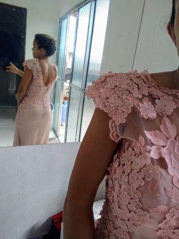 Vestido de FestaTam 36-38.  - Foto 2