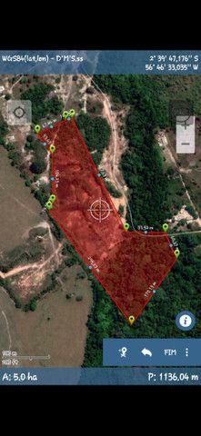 Vendendo terreno de 5 hectares em Parintins