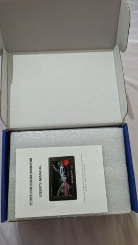 Tela TFT LCD 7 Polegadas - Foto 3