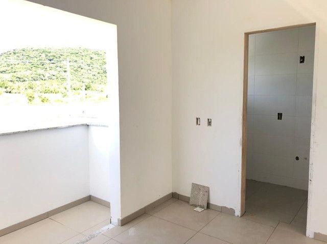 (TH1007) Duplex com 2 suítes e garagem semi coberta no bairro Forquilhas em São José!!!   - Foto 3