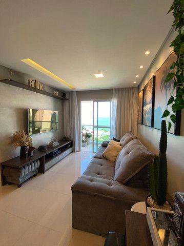Apartamento 03 quartos sendo 01 suite vista mar em Macae - Foto 6