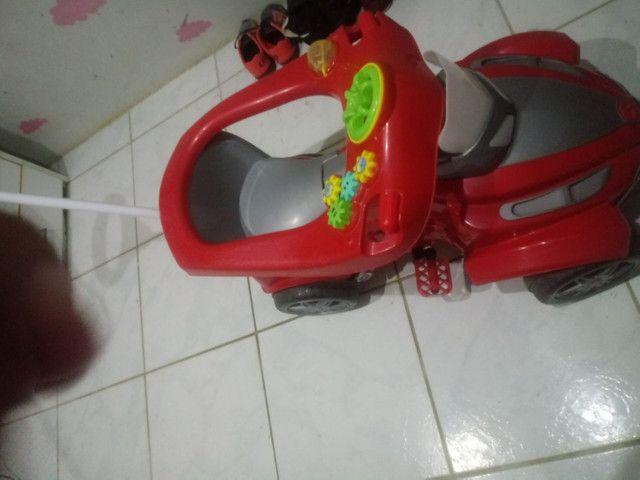 Carrinho para passeio com criança. - Foto 4