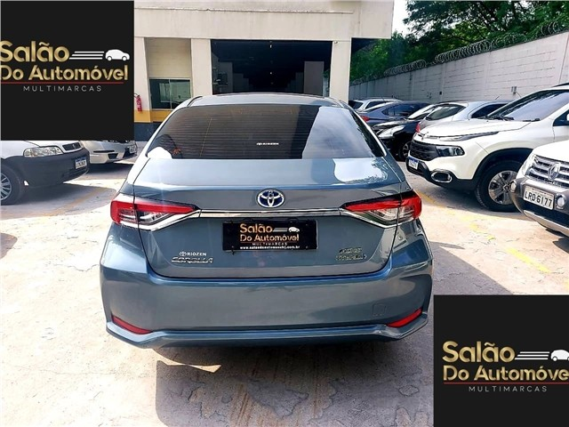 Toyota Corolla 2021 1.8 vvt-i hybrid flex altis cvt - Foto 5