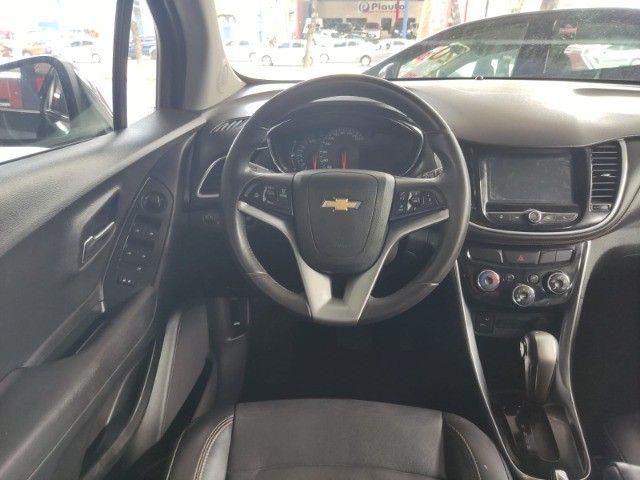 Chevrolet Tracker 1.4 16v turbo LTZ 2017 - Foto 6