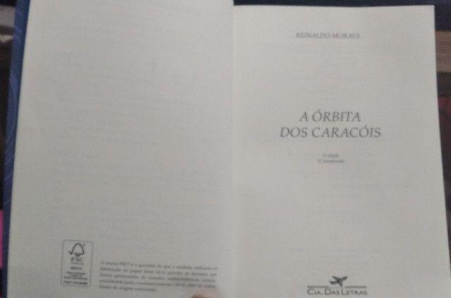 Livro A Órbita dos Caracóis - Foto 2