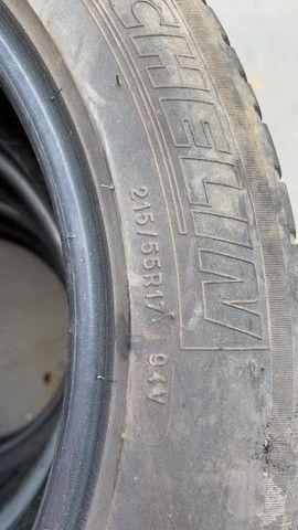 4 pneus aro 17 215/55