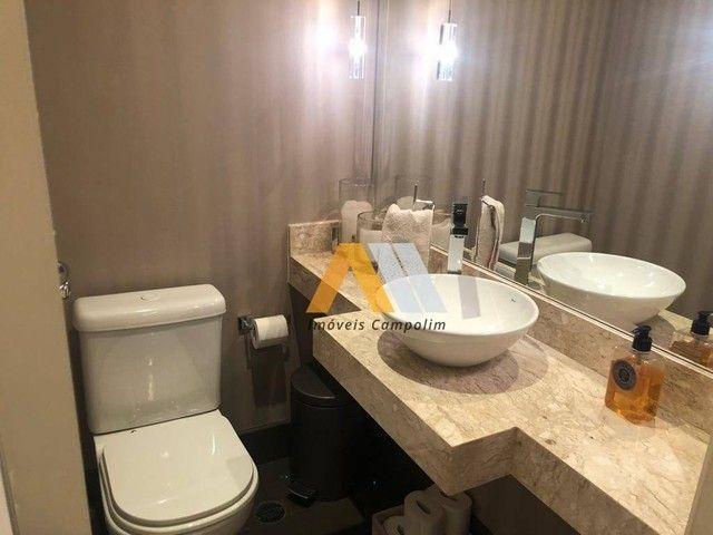 Apartamento com 2 dormitórios à venda, 197 m² por R$ 1.500.000,00 - Condomínio Único Campo - Foto 5