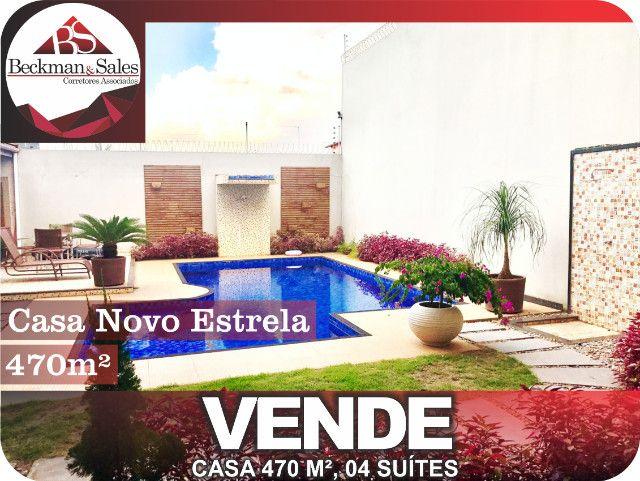 Belíssima Casa de 05 (Cinco) Suítes. - Foto 5