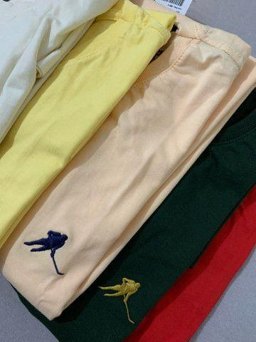 Camisa Crosby básica  - Foto 4