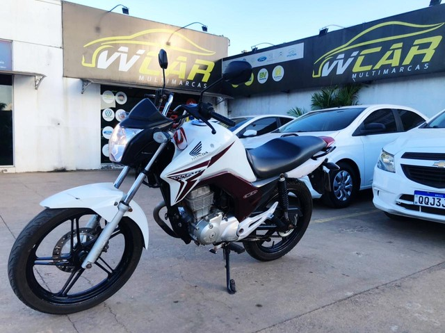 Honda CG 150 Titan EX ano 2014