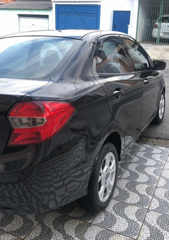 Ford Ka Sedan Sel 1.5 16V 2015 - Único Dono - Foto 5