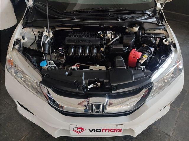 Honda City 2016 1.5 lx 16v flex 4p automático - Foto 4