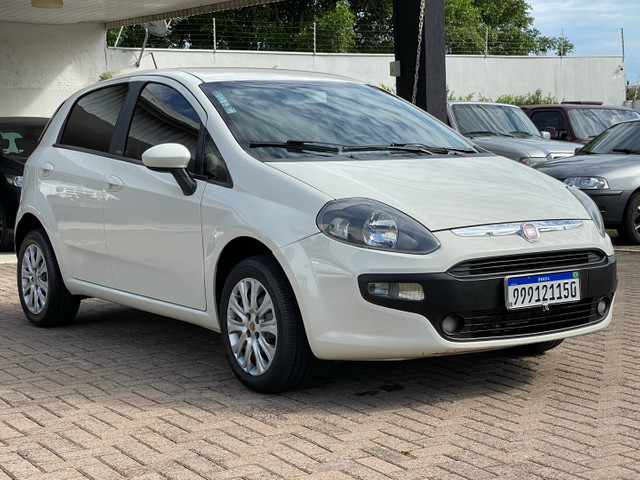 Fiat PUNTO 1.4 Attractive 2014