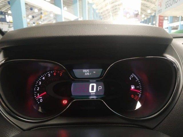 Captur Intense Bose Automatica Cvt Novissima Garantia de fabrica - Foto 9