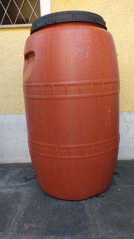 Bombona, Galão, Barril, Tambor com tampa de rosca - Foto 3