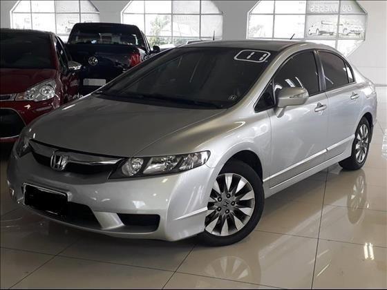 Honda Civic LXS 1.8 (Flex) (Aut) Top De Linha 2011