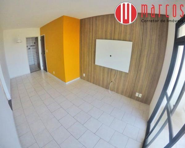 Apartamento 2 quartos, de frente para o mar na Praia da Peracanga em Guarapari. - Foto 4