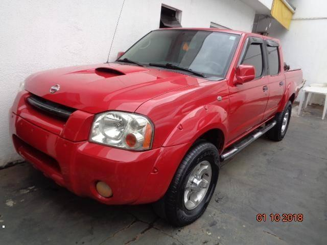 Nissan Frontier SE 2.5 4X4 2003