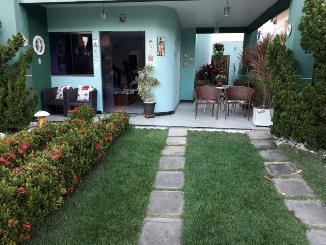 Casa de condomínio à venda com 4 dormitórios em Stella maris, Salvador cod:27-IM287175 - Foto 9