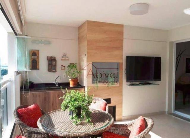 Apartamento residencial para venda e locação, Jardim das Perdizes, São Paulo.