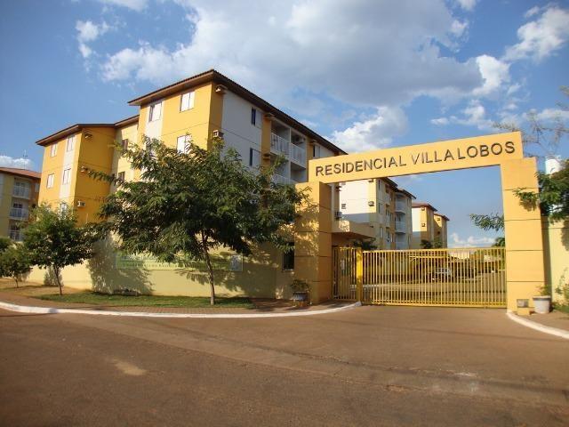 Apartamento, Dois Quartos, 58m², Uma Vaga, Sacada, Armários, 406 NORTe