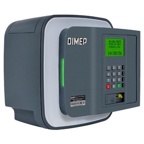 Registro Eletrônico de Ponto - dimep