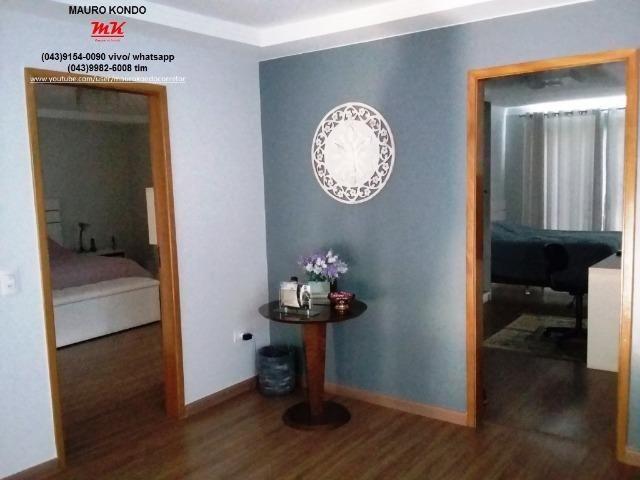 Excelente casa de alto padrão no Condomínio Moradas do Arvoredo em Ibiporã - Foto 16
