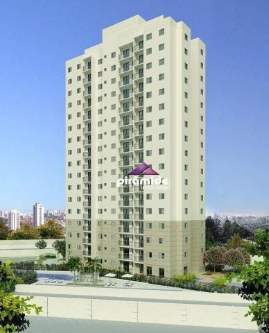 Apartamento com 2 dormitórios à venda, 55 m² por r$ 265.000,00 - jardim augusta - são josé - Foto 19