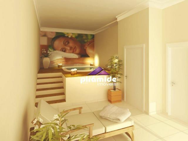 Apartamento com 2 dormitórios à venda, 55 m² por r$ 265.000,00 - jardim augusta - são josé - Foto 18