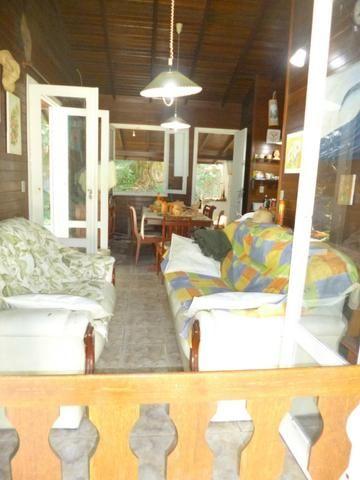 Alugo Casa mobiliada com três dormitórios na baia dos golfinhos em Gov Celso Ramos - Foto 3