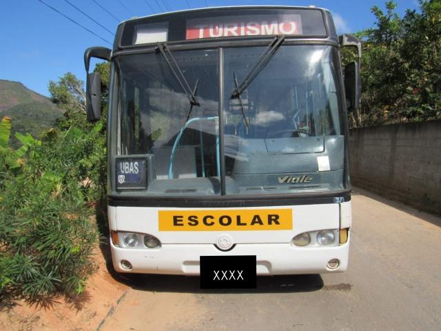 Ônibus urbano em Santa Maria Madalena - Foto 15