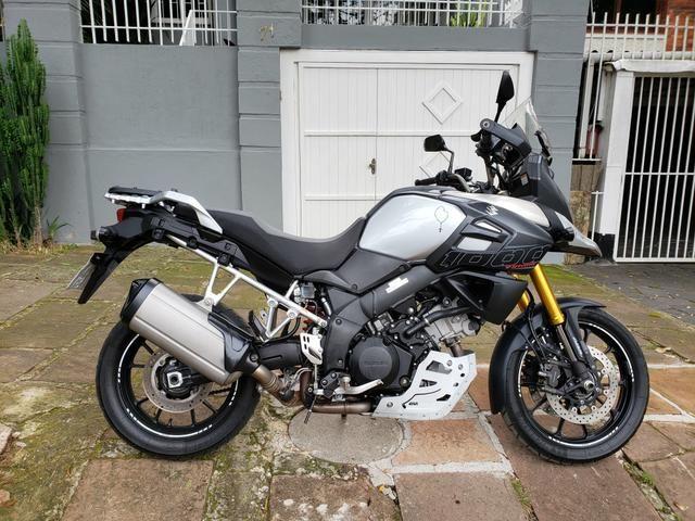 Suzuki DL1000 ABS VSTROM - Foto 8