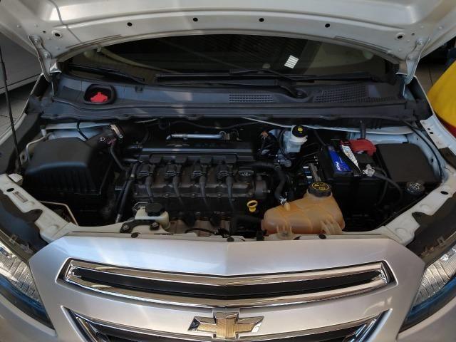 Chevrolet prisma ltz aut. 2016 sem entrada!!! - Foto 4