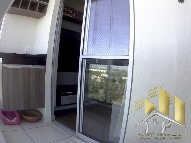 Laz - Apartamento com varanda e com modulados em Manguinhos - Foto 16