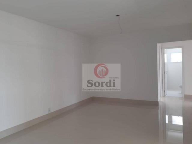 Apartamento à venda, 95 m² por r$ 637.000,00 - bosque das juritis - ribeirão preto/sp