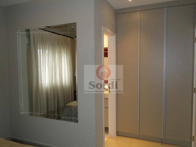 Apartamento com 4 dormitórios à venda, 227 m² por r$ 1.599.000 - jardim botânico - ribeirã - Foto 19