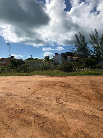 Terreno com duas frentes, de esquina, na praia de Baia Formosa/RN - Foto 4