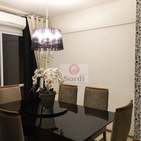 Apartamento com 2 dormitórios à venda, 82 m² por r$ 380.000 - jardim paulista - ribeirão p - Foto 5