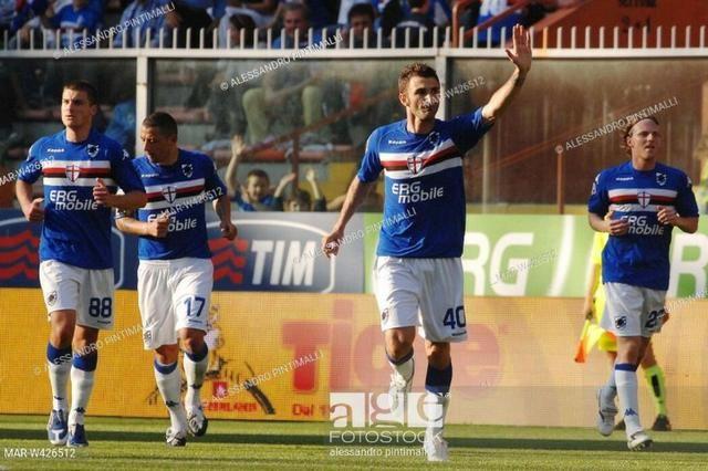 Camisa de futebol Sampdoria kappa - Foto 5