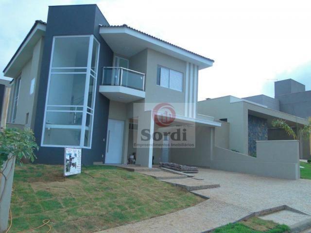 Sobrado com 3 dormitórios à venda, 207 m² por r$ 980.000 - quinta da primavera - ribeirão  - Foto 3