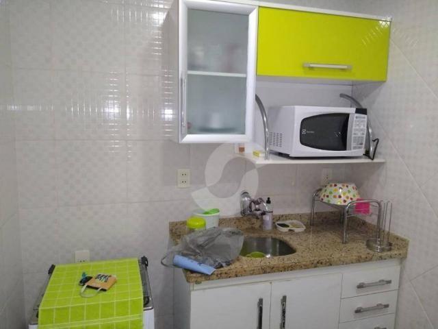 Apartamento com 2 dormitórios para alugar, 121 m² por r$ 1.800,00/ano - icaraí - niterói/r - Foto 14