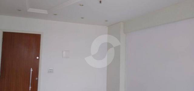 Apartamento com 2 dormitórios para alugar, 121 m² por r$ 1.800,00/ano - icaraí - niterói/r - Foto 18
