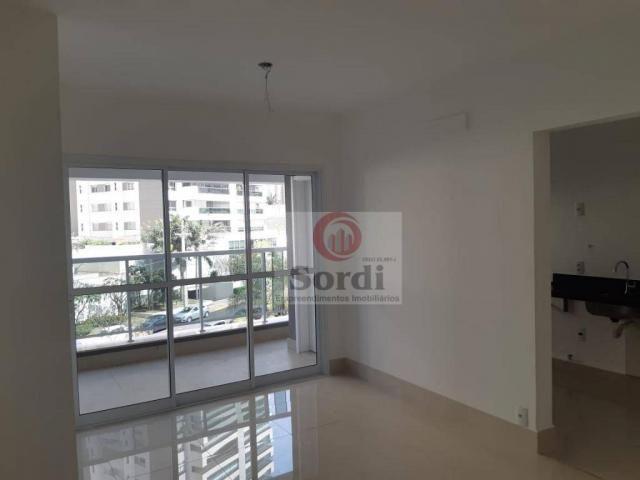 Apartamento com 2 dormitórios à venda, 73 m² por r$ 520.000 - jardim são luiz - ribeirão p