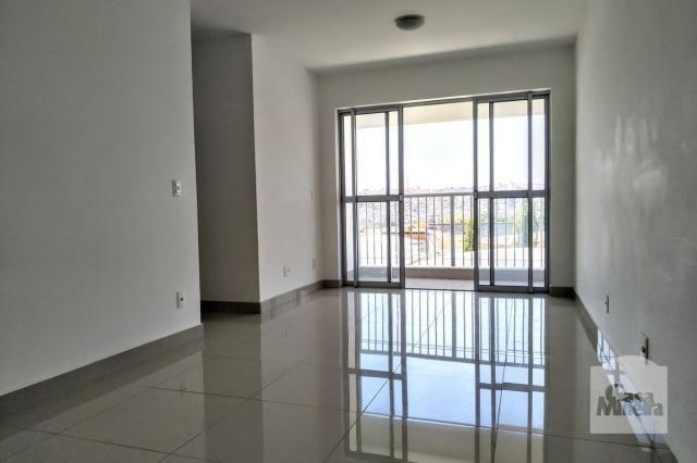 Apartamento à venda com 3 dormitórios em Caiçaras, Belo horizonte cod:256280 - Foto 3