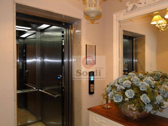 Apartamento com 4 dormitórios à venda, 227 m² por r$ 1.599.000 - jardim botânico - ribeirã - Foto 9